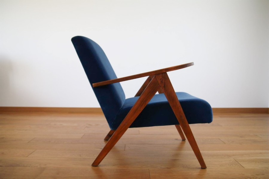 A.Dutkos prof.krėsliukas (modelis B-310). 1950-1959