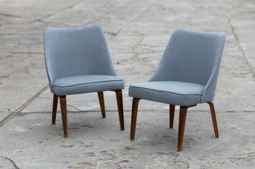 Moderno minimalistiniai foteliukai