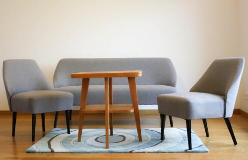 Svetainės baldai. B.Adomonienės