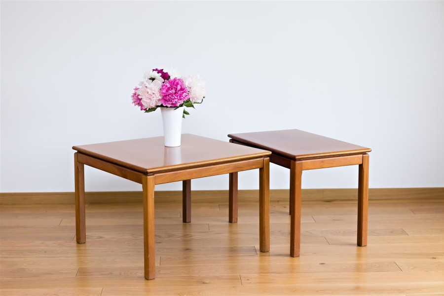 Rosewood Coffee Table from Bruksbo, 1960s