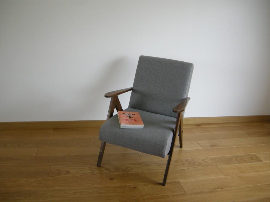 Polish armchair