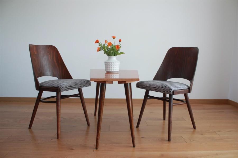 Oswald Haerdtl chairs. 1960-1969